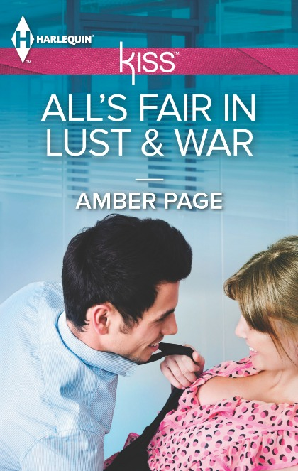 All's Fair in Lust & War North American cover