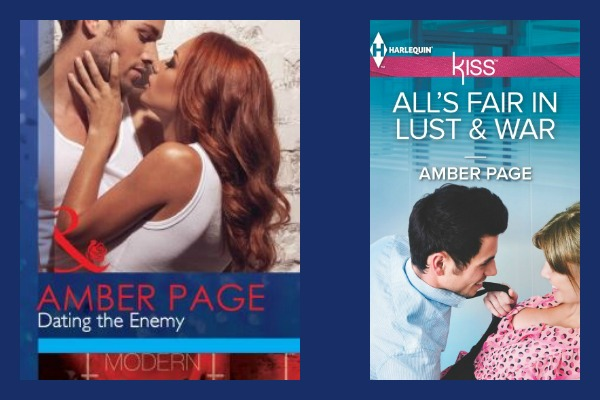 Covers of All's Fair in Lust and War and Dating the Enemy